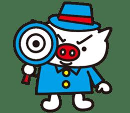 Suu Suu Boo sticker #151363