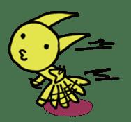Primary Color Cat Encyclopedia sticker #151665