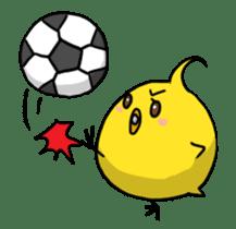 Ball Friend sticker #151710