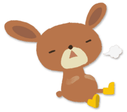Cute Animal Characters sticker #152885