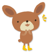 Cute Animal Characters sticker #152890