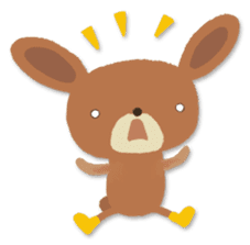 Cute Animal Characters sticker #152891