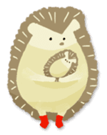 Cute Animal Characters sticker #152915
