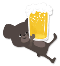 Cute Animal Characters sticker #152917