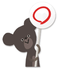 Cute Animal Characters sticker #152923