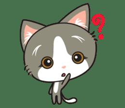 Bell the kitty cat sticker #154268