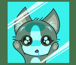 Bell the kitty cat sticker #154269