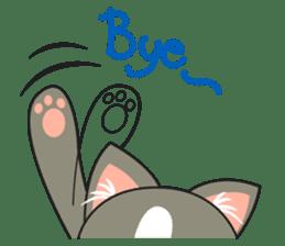 Bell the kitty cat sticker #154275