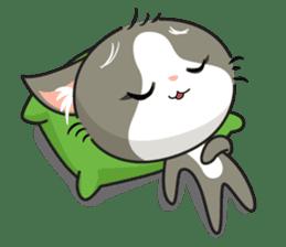 Bell the kitty cat sticker #154277