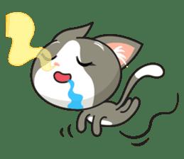 Bell the kitty cat sticker #154285