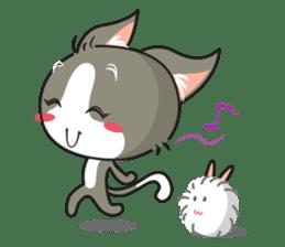 Bell the kitty cat sticker #154286