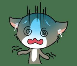 Bell the kitty cat sticker #154292