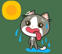 Bell the kitty cat sticker #154295