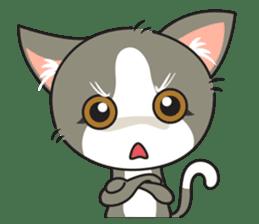Bell the kitty cat sticker #154297