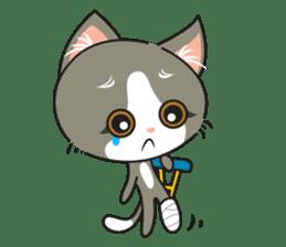 Bell the kitty cat sticker #154299