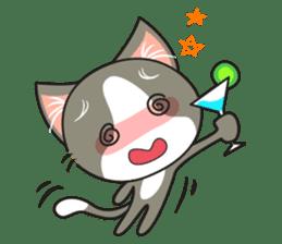 Bell the kitty cat sticker #154300