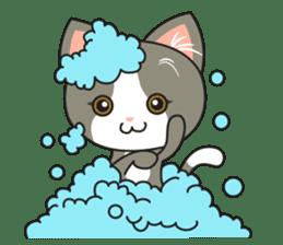 Bell the kitty cat sticker #154301
