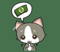 Bell the kitty cat sticker #154304