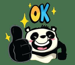 Pabhy the panda sticker #154389