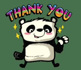 Pabhy the panda sticker #154391