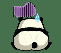 Pabhy the panda sticker #154395