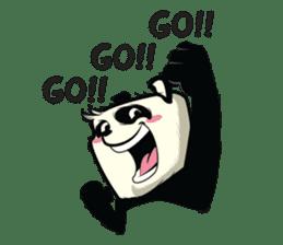 Pabhy the panda sticker #154399