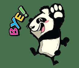 Pabhy the panda sticker #154401