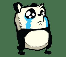 Pabhy the panda sticker #154404