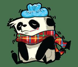 Pabhy the panda sticker #154406