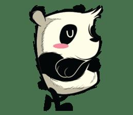 Pabhy the panda sticker #154409