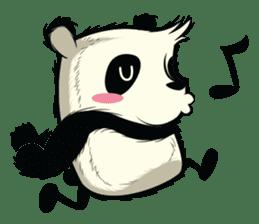 Pabhy the panda sticker #154410