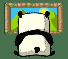 Pabhy the panda sticker #154413