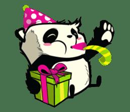Pabhy the panda sticker #154414