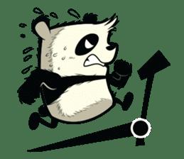 Pabhy the panda sticker #154419
