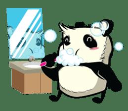 Pabhy the panda sticker #154420