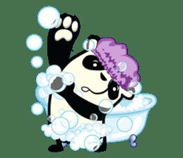 Pabhy the panda sticker #154421