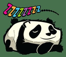 Pabhy the panda sticker #154426