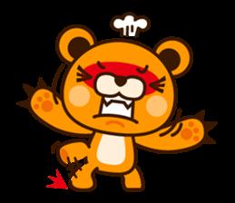 Kumataro-Crysis sticker #154473