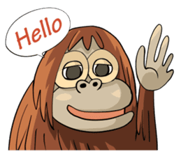 World Greetings (Hello & Bye) sticker #154651