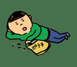 MANGA-HEKI sticker #155044