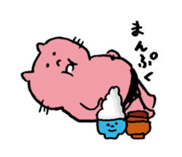 MANGA-HEKI sticker #155048
