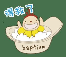 Luke54 Gospel Stickers sticker #155174