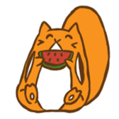 Chipmunk friends sticker #155540