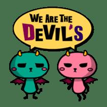Little Devil sticker #155667