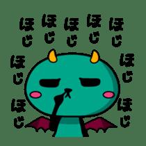 Little Devil sticker #155673