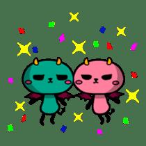 Little Devil sticker #155675