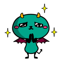 Little Devil sticker #155697