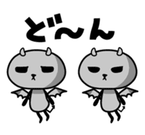 Little Devil sticker #155698