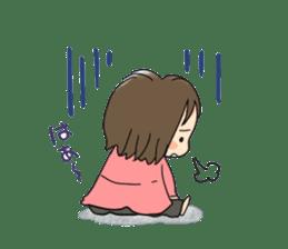 oyakogurashi sticker #155925
