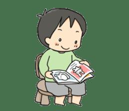 oyakogurashi sticker #155927